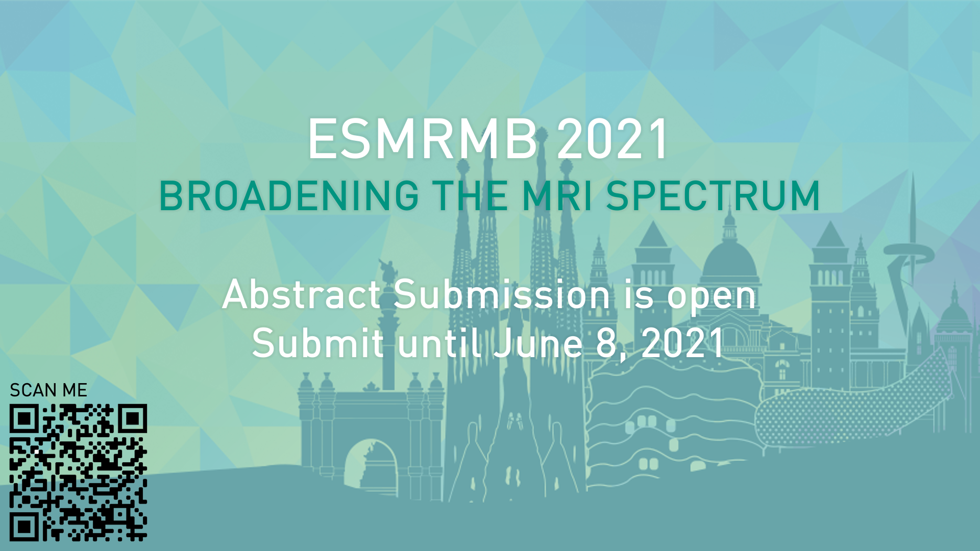 Abstract Submission PPT incl QR Code